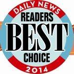 2014 Readers Choice Best